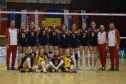 Nationala feminina U16 a Romaniei