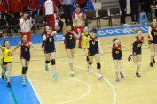 Bucuria calificării echipei Romaniei la Campionatul European U16