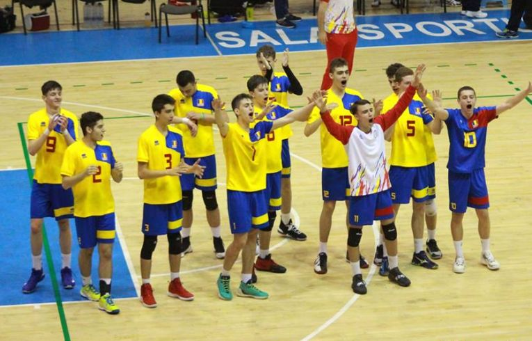 Romania Under 17 merge la Campionatul European Under 17