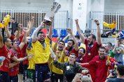 Arcada Galati este campioana Diviziei A1 la volei masculin, ediția 2018/ 2019