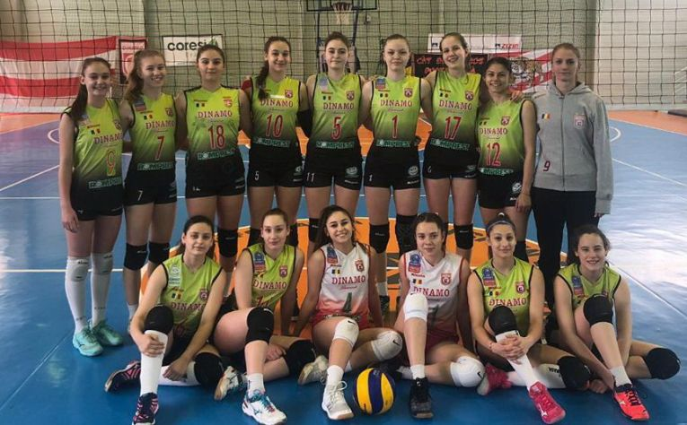Echipa de cadete Dinamo