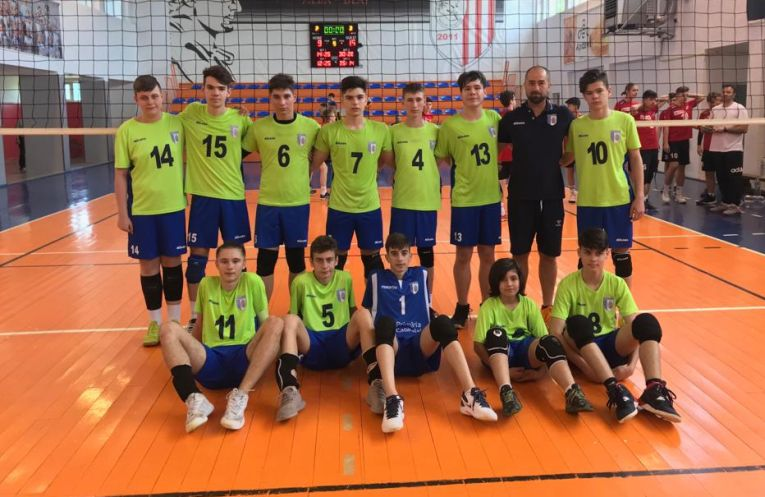 Echipa de speranțe a CSM București