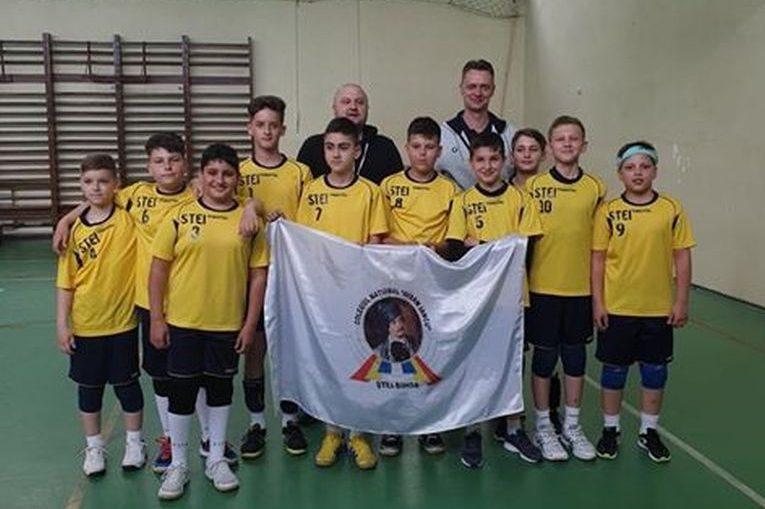 Echipa de minivolei Avram Iancu Stei