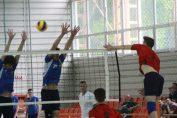 Imagine din meciul CTF Mihai I - CSS 2 Baia Mare