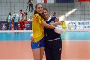 Rodica Buterez, alături de mama ei, arbitrul Sorina Niculescu