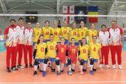 Nationala feminina de volei a Romaniei inaintea debutului in editia 2019 a Silver League