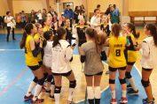 Bucuria fetelor de la CSS Sibiu după calificarea în semifinale