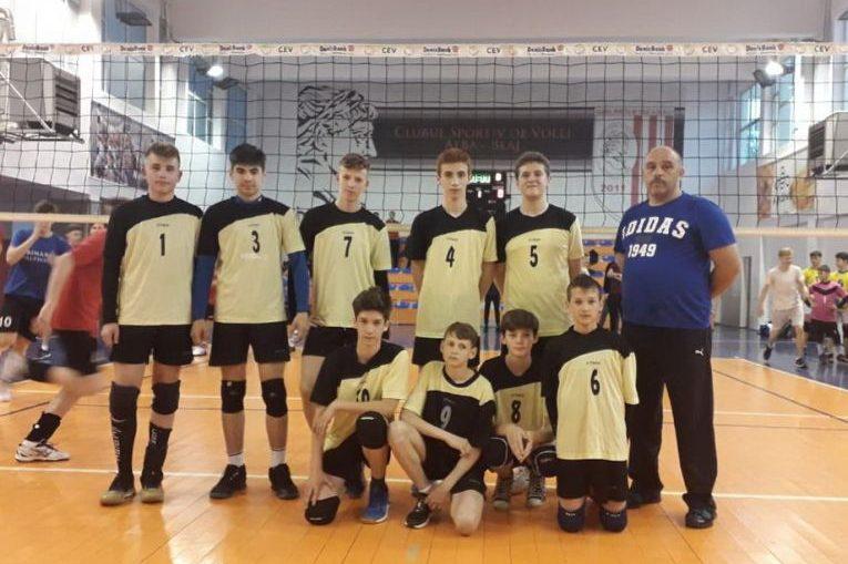 Echipa de speranțe LPS Bistrița, semifinalistă la turneul final de speranțe
