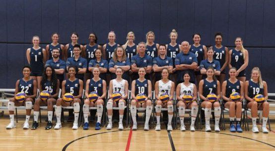 Echipa naționala a SUA a fost campioană mondială în 2014 la volei