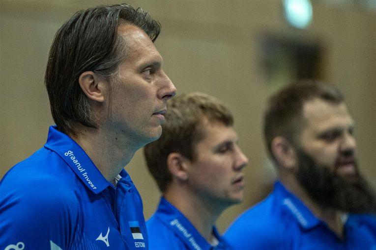 Gianni Crețu este antrenorul principal al nationalei Estoniei