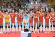 Naționala feminină a României, în așteptarea trofeului Silver League