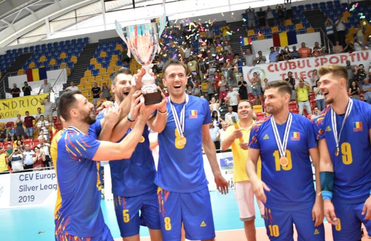 Bucuria victoriei in Silver League 2019