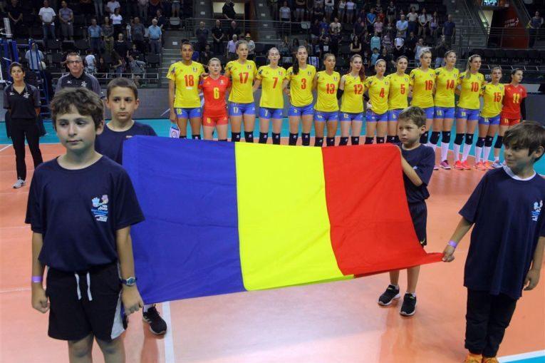 Nationala feminină a României înaintea meciului din Israel