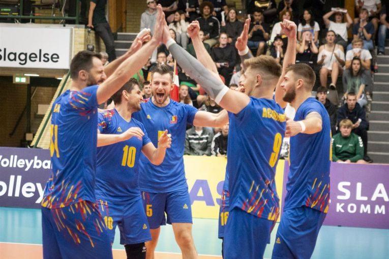 Bucuria jucatorilor romani dupa calificarea in finala Silver League 2019