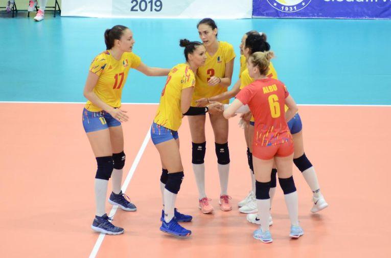 Echipa Romaniei a castigat si in fata Ciprului in Silver League