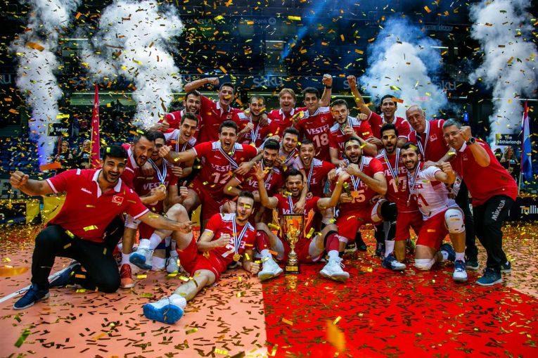 Turcia e noua campioana Golden League 2019 la volei masculin