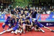 Franța e noua campioana europeană la volei Under 17