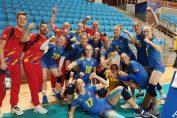 Bucuria calificării României în finala FOTE 2019