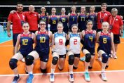 Nationala feminina de volei a Romaniei Under 17 - cadete