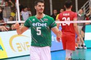 Bulgarul Svetoslav Gotsev va juca la Arcada Galati