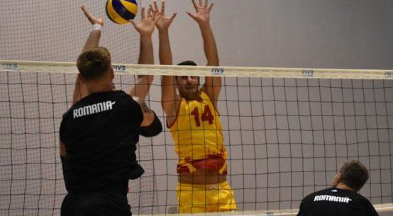 Adrian Aciobăniței a reușit 17 puncte în al doilea amical cu Macedonia