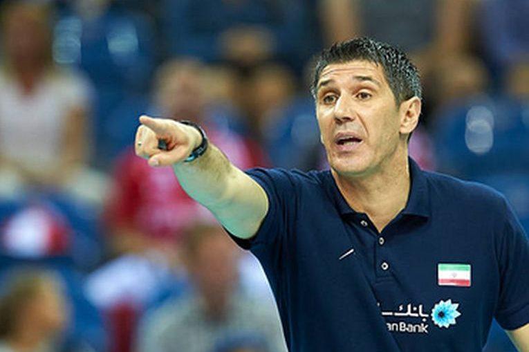 Slobodan Kovacs va antrena Serbia la volei masculin