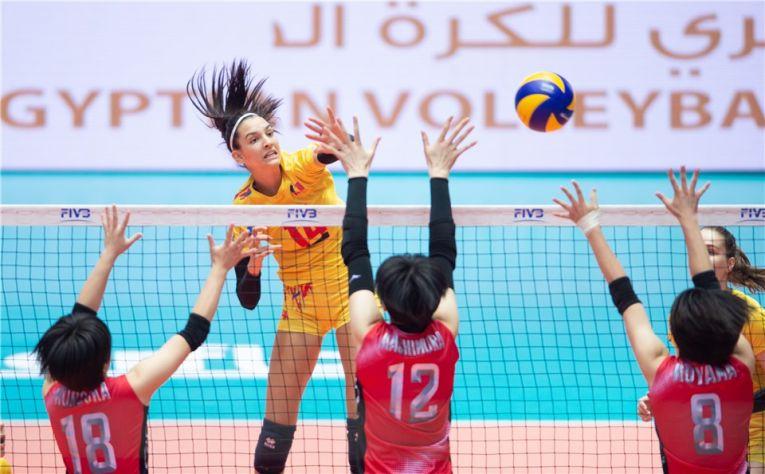 Alexia Căruțașu a reușit cele mai multe puncte pentru naționala României la Campionatul Mondial Under 18