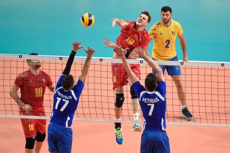 Andrei Spinu in atac contra Greciei