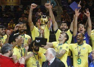 Brazilia a cucerit al 32-lea titlu in America de Sud