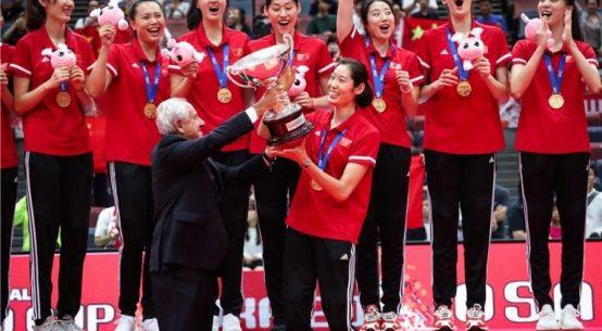 China a castigat pentru a cincea oara Cupa Mondiala la volei feminin