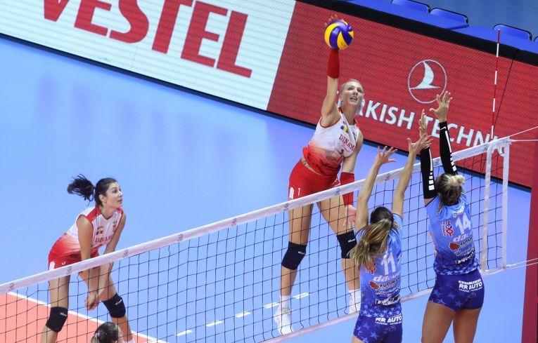 Dinamo, in atac in Cupa Balcanică