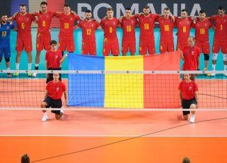 Nationala Romaniei, inaintea meciului cu Italia, de la Campionatul European