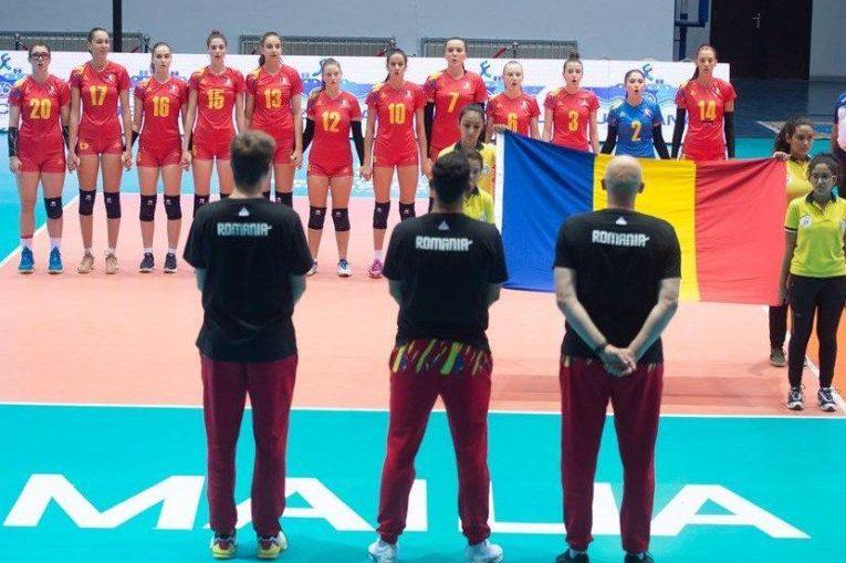 Nationala Romaniei, la Campionatul Mondial Under 18