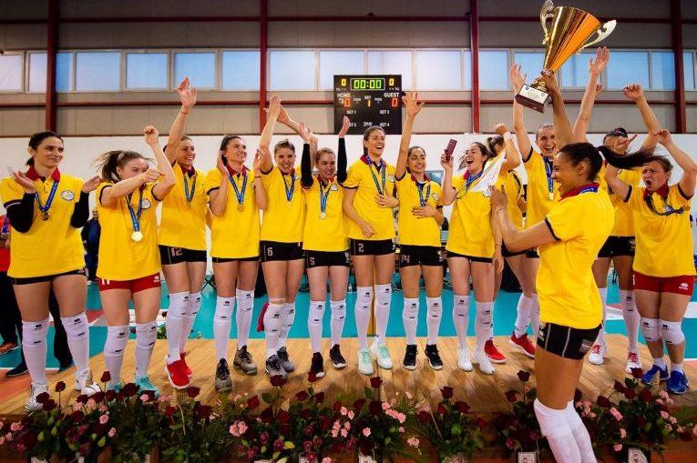 Volei Alba Blaj, campioana României in sezonul 2018/ 2019