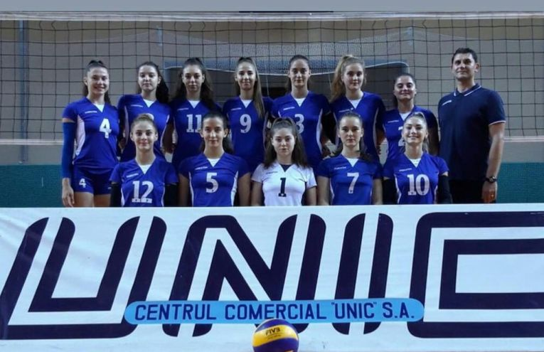 Unic Piatra Neamt, echipa pentru campionatul 2019. 2020