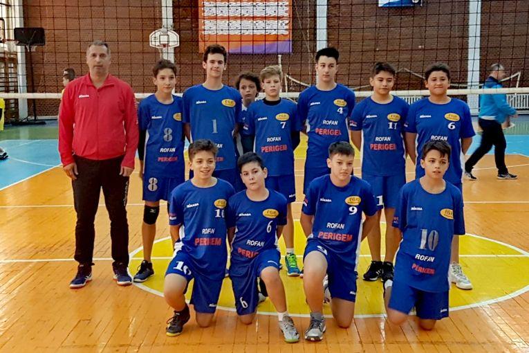 Echipa masculină de speranțe CSS Tulcea pentru sezonul 2019/ 2020