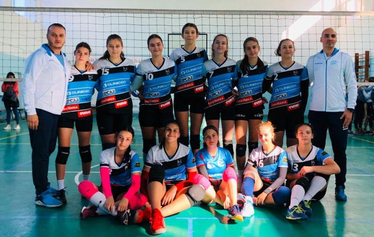 Echipa de cadete Bravol Brașov pentru sezonul 2019/ 2020
