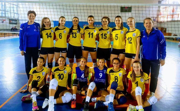Echipa de cadete CSM București pentru sezonul 2019/ 2020
