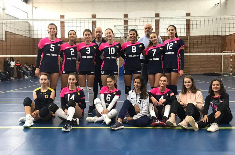 Echipa de cadete a CSS Sibiu pentru sezonul 2019/ 2020