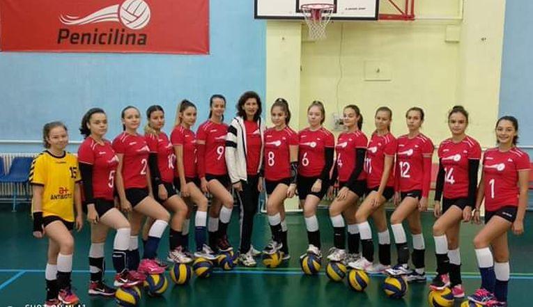 Echipa de cadete Penicilina Iași pentru sezonul 2019/ 2020