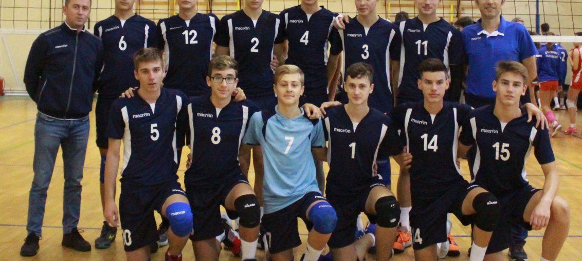 Echipa de cadeti CTF Mihai I pentru campionatul 2019/ 2020