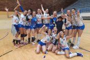 Bucuria jucătoarelor de la CSM Lugoj