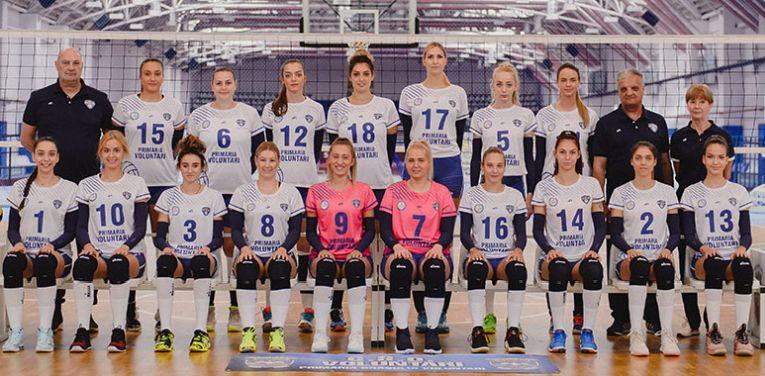 CSO Voluntari, echipa pentru sezonul 2019/ 2020