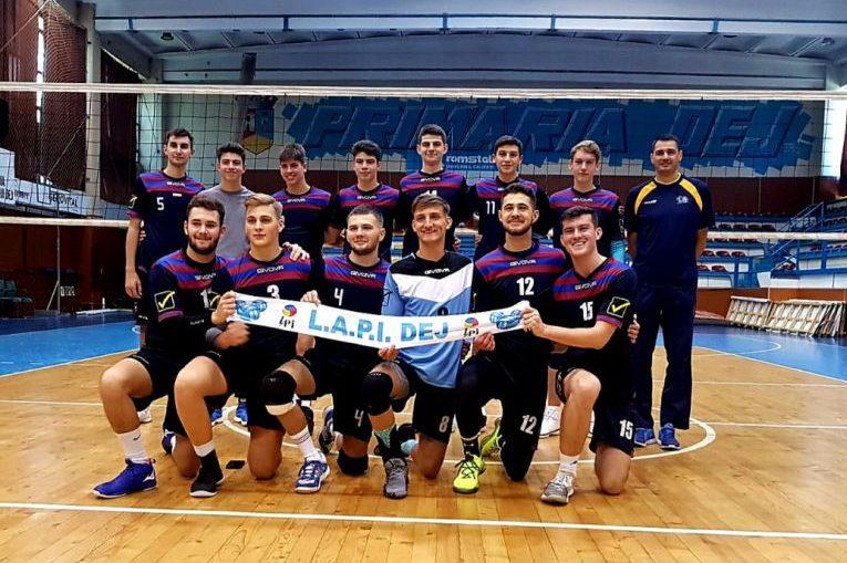 Echipa de juniori LAPI Dej pentru sezonul 2019/ 2020