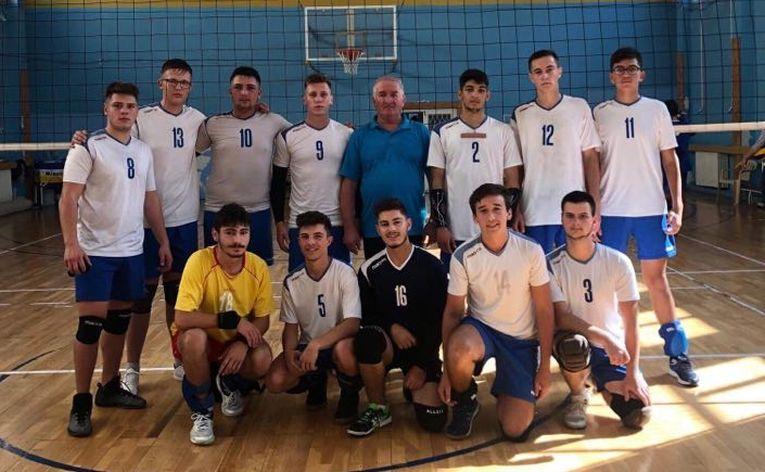 Echipa de juniori CSS Dinicu Golescu Campulung Muscel pentru sezonul 2019/ 2020