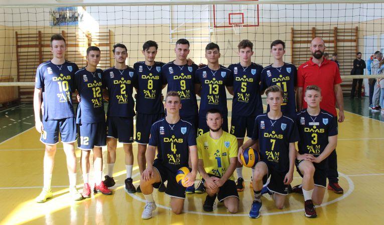 Echipa de juniori CNMV Ploiesti pentru sezonul 2019/ 2020