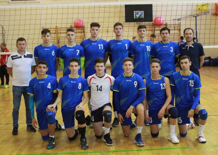 Echipa de juniori CTF Mihai I pentru sezonul 2019/ 2020