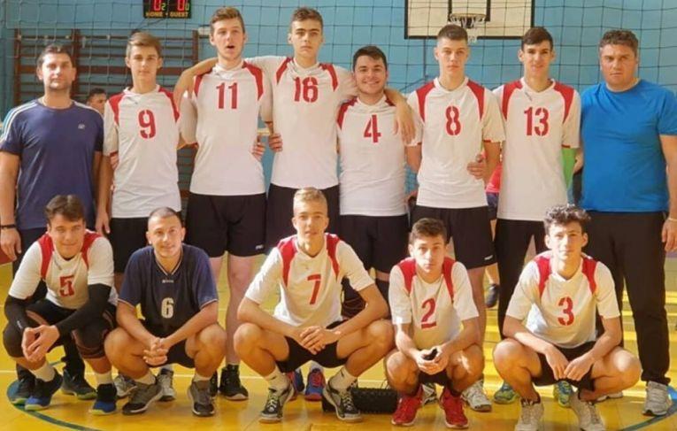Echipa de juniori LPS Piatra Neamt pentru sezonul 2019/ 2020