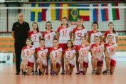 Echipa de minivolei ACS Atomic Blaj pentru sezonul 2019/ 2020