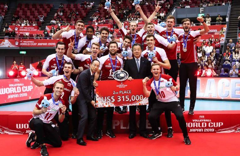 Campioni mondiali, polonezii au terminat Cupa Mondială 2019 pe locul 2